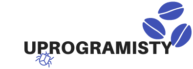 Uprogramisty.pl Logo strony