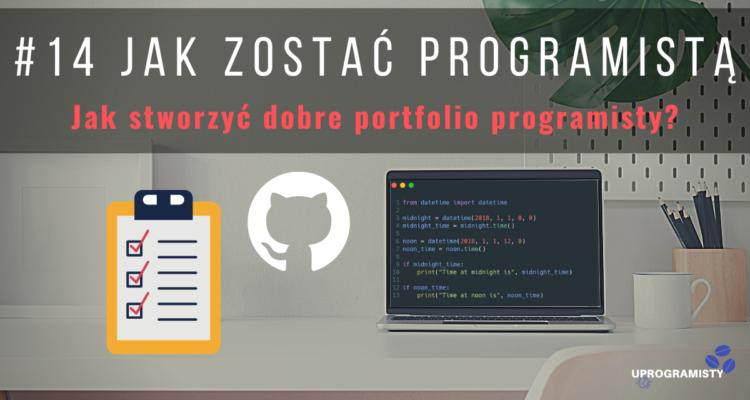 Jak stworzyć dobre portfolio programisty